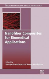 Omslag - Nanofiber Composites for Biomedical Applications