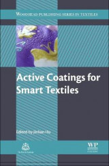 Omslag - Active Coatings for Smart Textiles