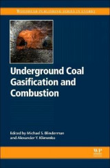 Omslag - Underground Coal Gasification and Combustion