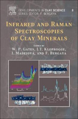 Omslag - Infrared and Raman Spectroscopies of Clay Minerals: Volume 8