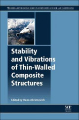 Omslag - Stability and Vibrations of Thin-Walled Composite Structures