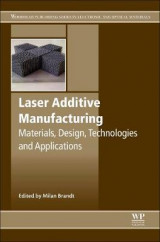 Omslag - Laser Additive Manufacturing
