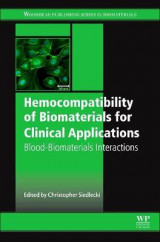 Omslag - Hemocompatibility of Biomaterials for Clinical Applications