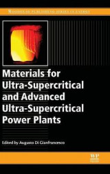 Omslag - Materials for Ultra-Supercritical and Advanced Ultra-Supercritical Power Plants