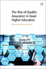 Omslag - The Rise of Quality Assurance in Asian Higher Education