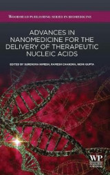 Omslag - Advances in Nanomedicine for the Delivery of Therapeutic Nucleic Acids