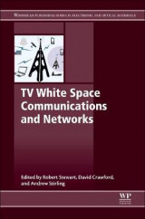 Omslag - TV White Space Communications and Networks