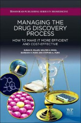 Omslag - Managing the Drug Discovery Process