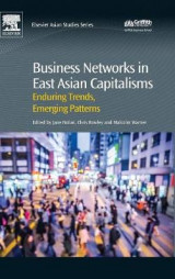Omslag - Business Networks in East Asian Capitalisms