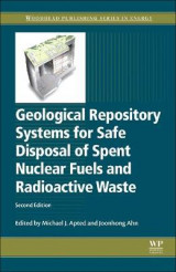 Omslag - Geological Repository Systems for Safe Disposal of Spent Nuclear Fuels and Radioactive Waste