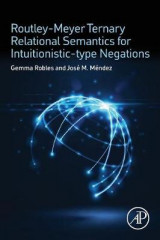 Omslag - Routley-Meyer Ternary Relational Semantics for Intuitionistic-type Negations