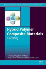 Omslag - Hybrid Polymer Composite Materials: Processing: Processing Volume 2