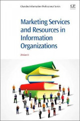 Omslag - Marketing Services and Resources in Information Organizations