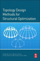 Omslag - Topology Design Methods for Structural Optimization