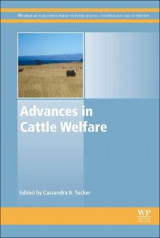 Omslag - Advances in Cattle Welfare