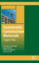 Omslag - Sustainable Construction Materials