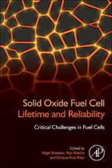 Omslag - Solid Oxide Fuel Cell Lifetime and Reliability