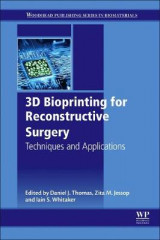 Omslag - 3D Bioprinting for Reconstructive Surgery