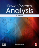 Omslag - Power Systems Analysis