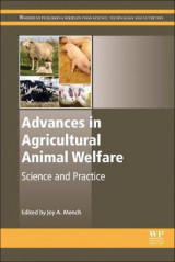 Omslag - Advances in Agricultural Animal Welfare