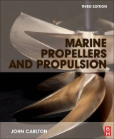 Omslag - Marine Propellers and Propulsion