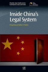 Omslag - Inside China's Legal System