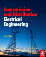 Omslag - Transmission and Distribution Electrical Engineering