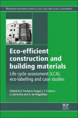 Omslag - ECO-Efficient Construction and Building Materials