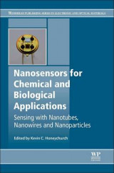 Omslag - Nanosensors for Chemical and Biological Applications: Sensing with Nanotubes, Nanowires and Nanoparticles