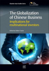 Omslag - The Globalization of Chinese Business