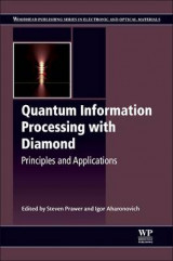 Omslag - Quantum Information Processing with Diamond