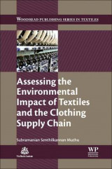 Omslag - Assessing the Environmental Impact of Textiles and the Clothing Supply Chain