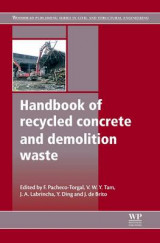 Omslag - Handbook of Recycled Concrete and Demolition Waste