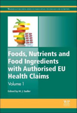 Omslag - Foods, Nutrients and Food Ingredients with Authorised EU Health Claims