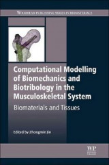 Omslag - Computational Modelling of Biomechanics and Biotribology in the Musculoskeletal System
