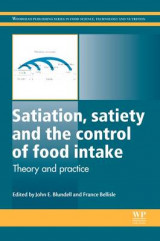 Omslag - Satiation, Satiety and the Control of Food Intake
