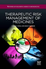Omslag - Therapeutic Risk Management of Medicines