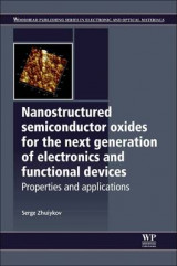 Omslag - Nanostructured Semiconductor Oxides for the Next Generation of Electronics and Functional Devices