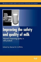 Omslag - Improving the Safety and Quality of Milk