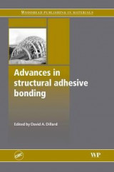 Omslag - Advances in Structural Adhesive Bonding