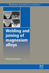 Omslag - Welding and Joining of Magnesium Alloys