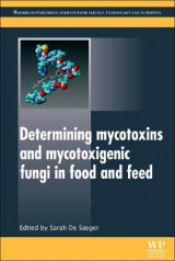 Omslag - Determining Mycotoxins and Mycotoxigenic Fungi in Food and Feed