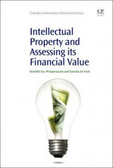Omslag - Intellectual Property and Assessing its Financial Value