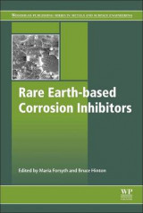 Omslag - Rare Earth-Based Corrosion Inhibitors