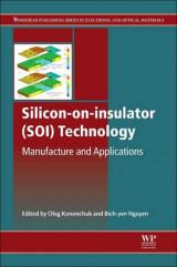 Omslag - Silicon-On-Insulator (SOI) Technology
