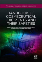 Omslag - Handbook of Cosmeceutical Excipients and Their Safeties