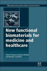 Omslag - New Functional Biomaterials for Medicine and Healthcare