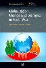 Omslag - Globalization, Change and Learning in South Asia