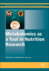 Omslag - Metabolomics as a Tool in Nutrition Research