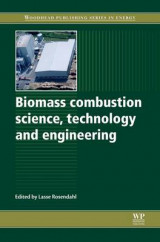 Omslag - Biomass Combustion Science, Technology and Engineering